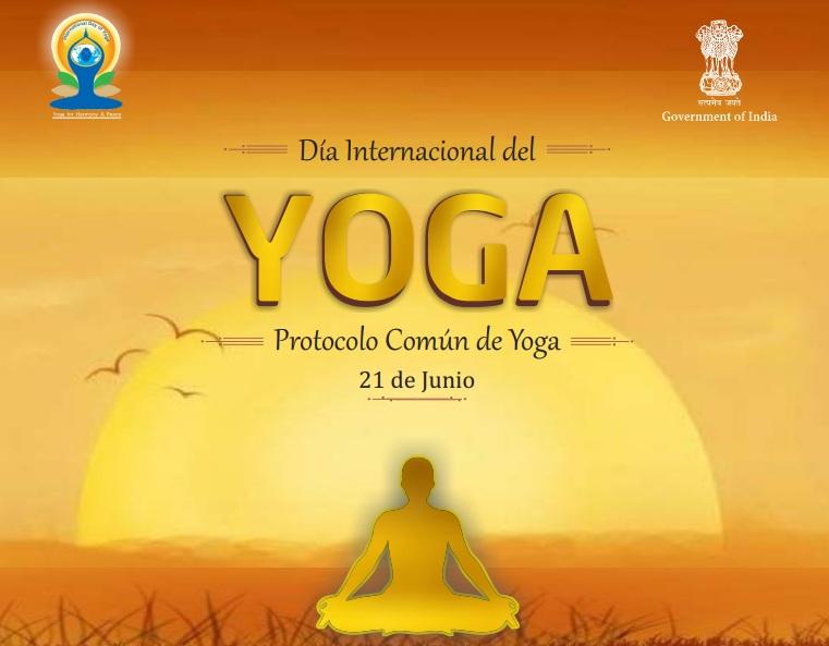 International Day of Yoga 2021 - Common Yoga Protocol