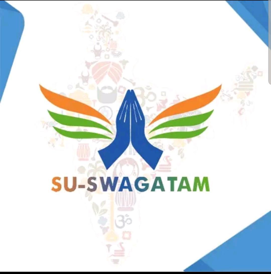 Launch of SU-SWAGATAM Mobile App