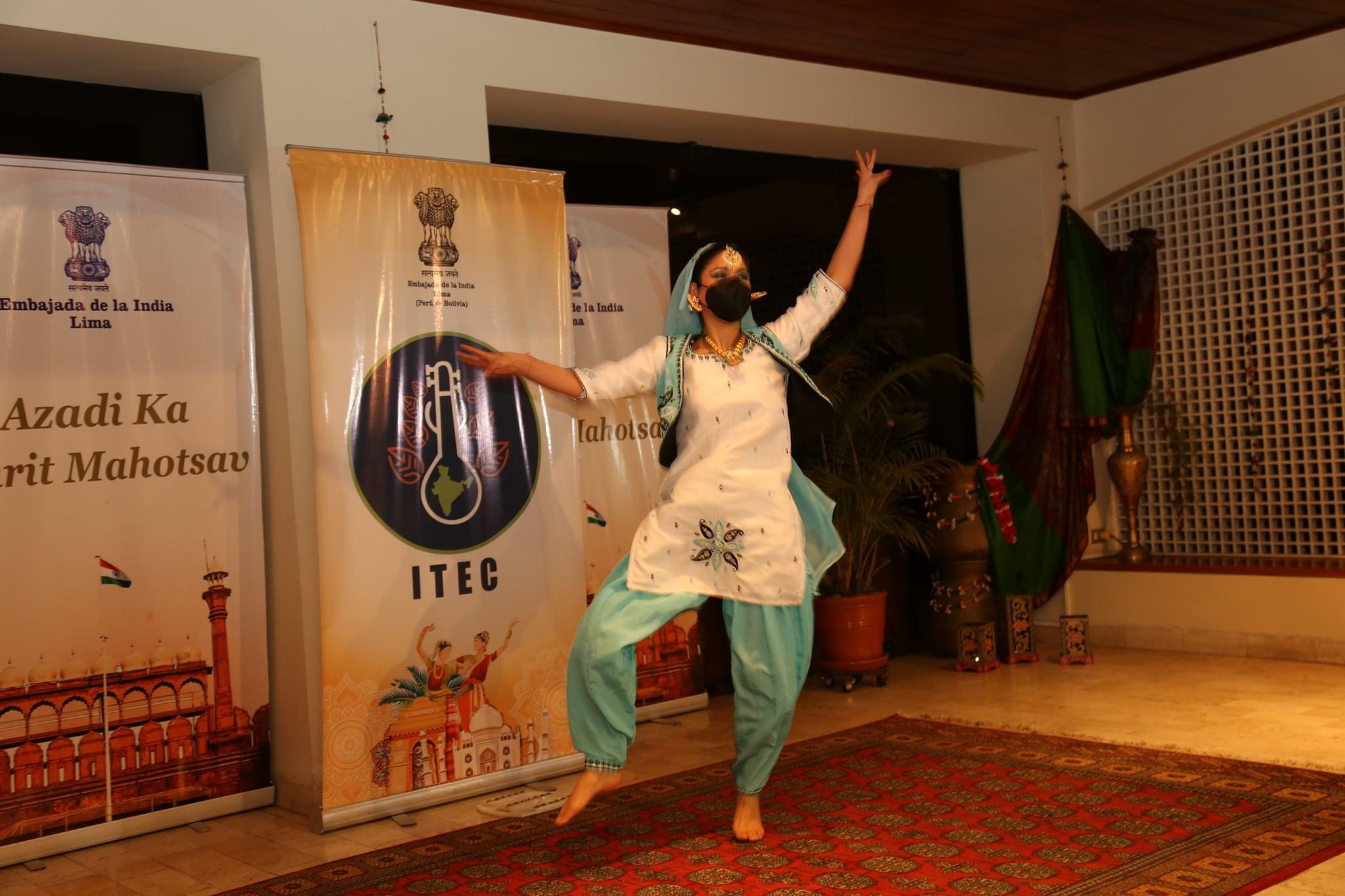 Celebration of ITEC day on 15 September 2021