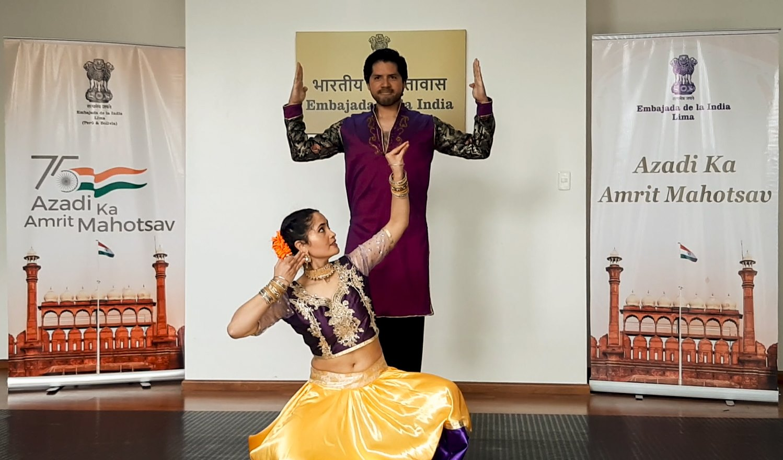 Creative Dance in Indian Films